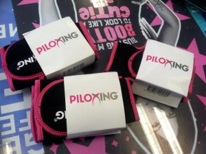piloxing gloves